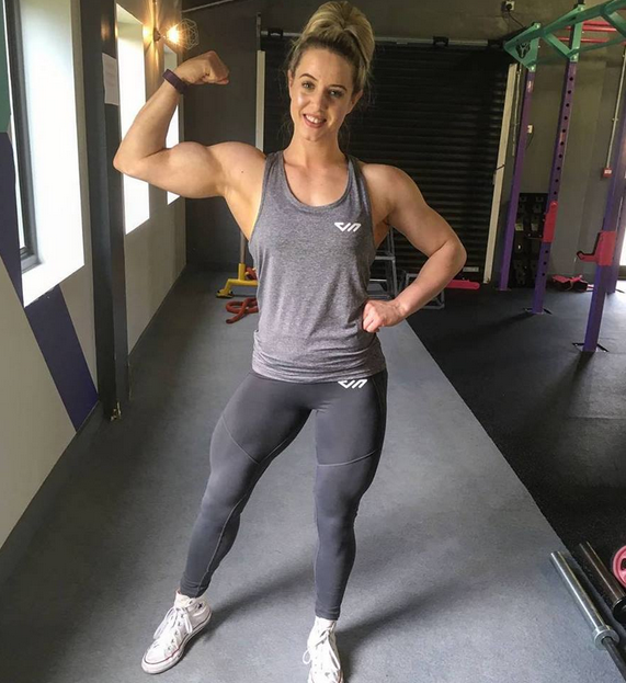 Machine weight training program for beginner women : 3 - Don't go too far outside your comfort zone