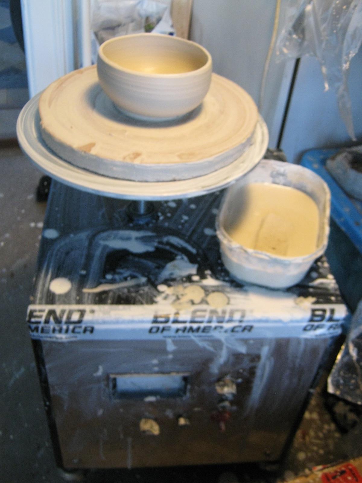 keramik drejeskive Goej Art: Nu med el drejeskive keramik drejeskive
