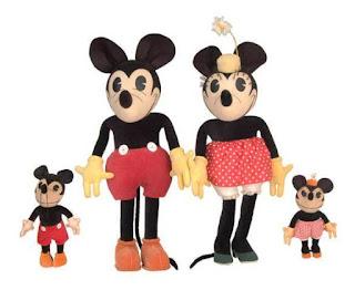 Gambar Boneka Mickey Mouse Lucu 1