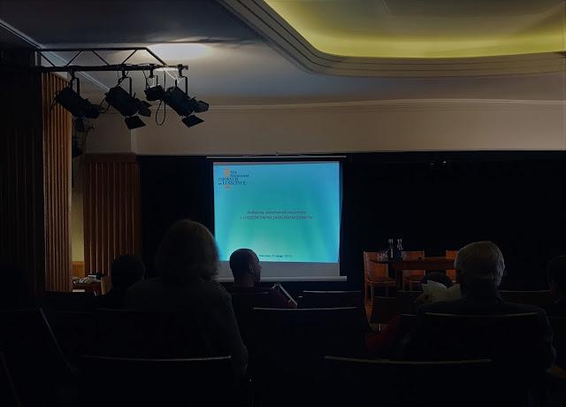 Budujemy świadomość pacjentów z ŁZS - Konferencja w Warszawie 25.02.2017