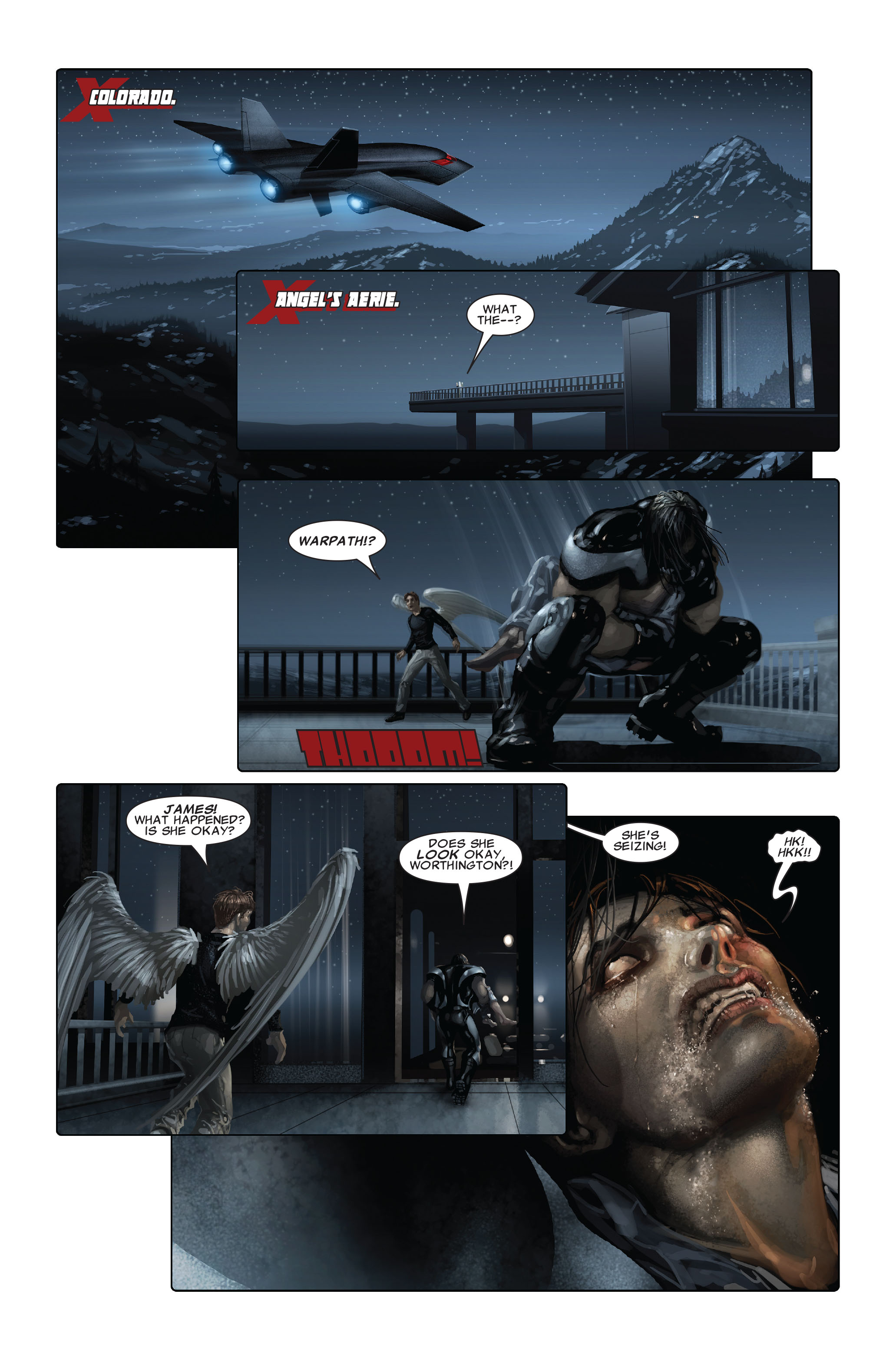 Read online X-Force (2008) comic -  Issue #3 - 20
