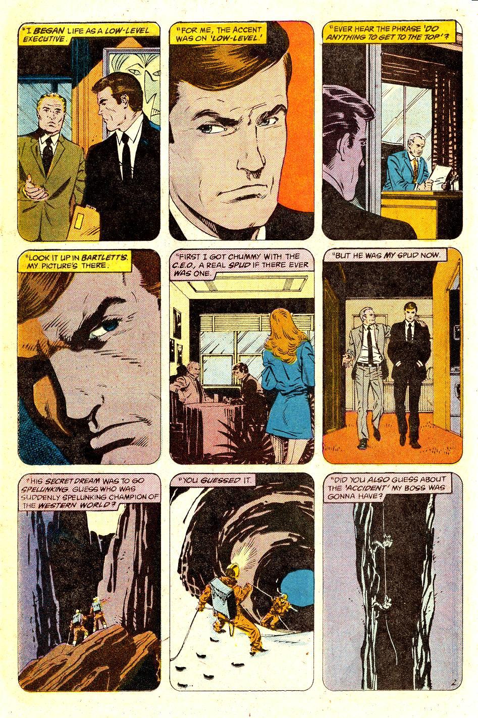 Read online Secret Origins (1986) comic -  Issue #35 - 38