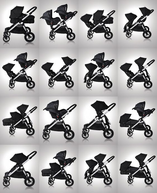 City Select Stroller Sale with The Baby Cubby