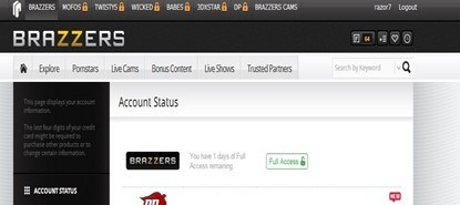 10x Brazzers Com Accounts All For Free And Bonus