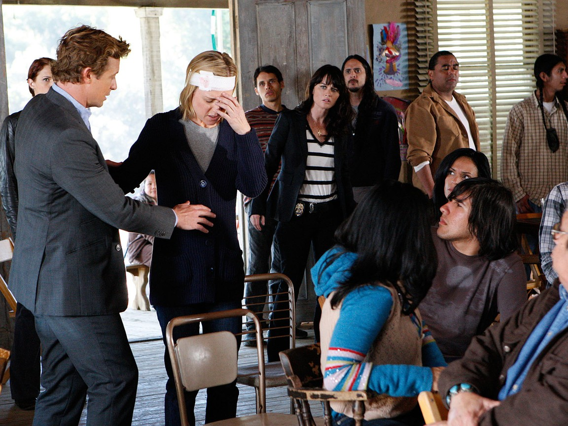 The Mentalist - Season 2 Episode 18 : Aingavite Baa