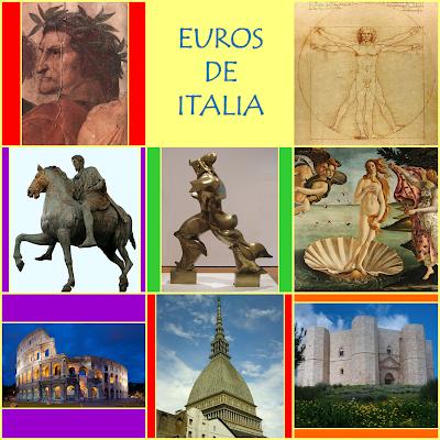 Euros de Italia