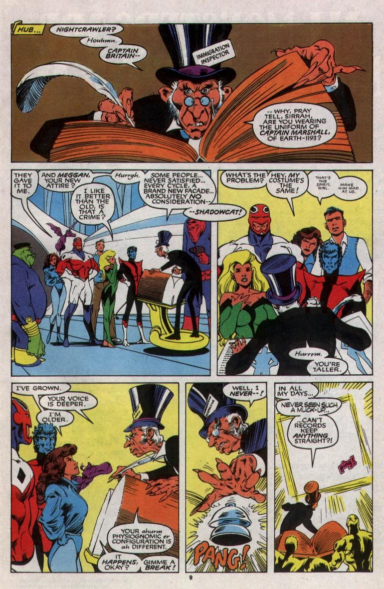 Excalibur (1988) issue 24 - Page 8
