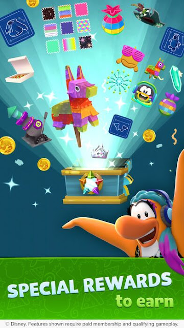 Play Club Penguin Island on iOS