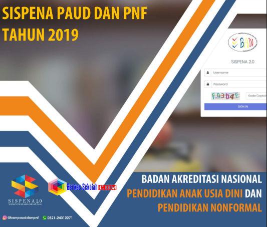 Panduan SISPENA PAUD dan PNF Tahun 2019