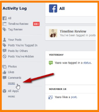how to hide facebook friends list from your friends