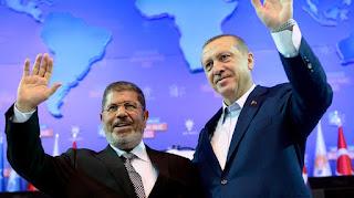 Mursi dan Erdogan