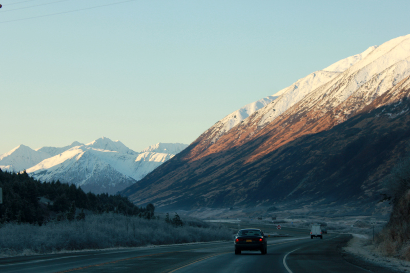 Anchorage to Kenai Peninsula, Alaska Road Trip