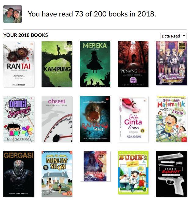2018 Reading Challenge #3