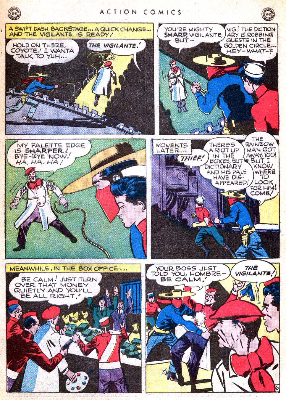 Read online Action Comics (1938) comic -  Issue #103 - 45