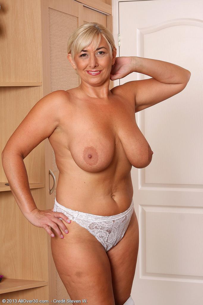 Perfect mature boobs