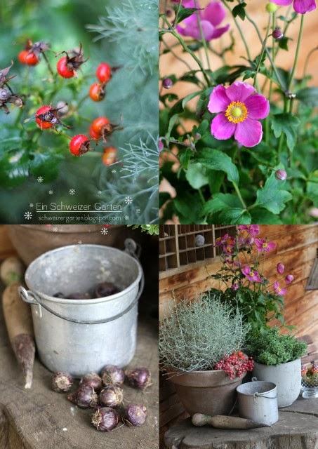 gräber bepflanzen mit kies ch