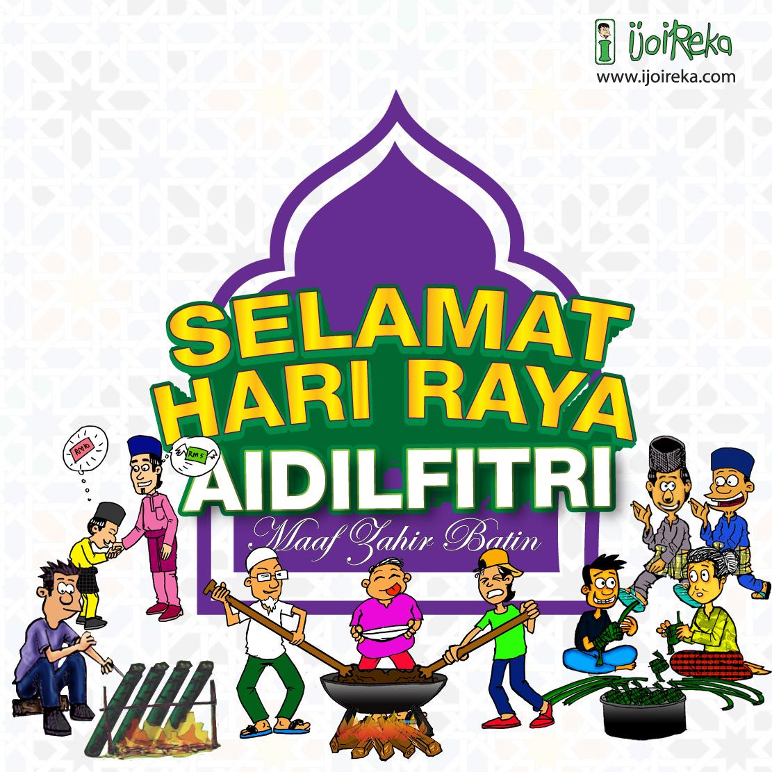 Download Kumpulan Kartun Muslimah Hari Raya Idul Adha Gambarcarton