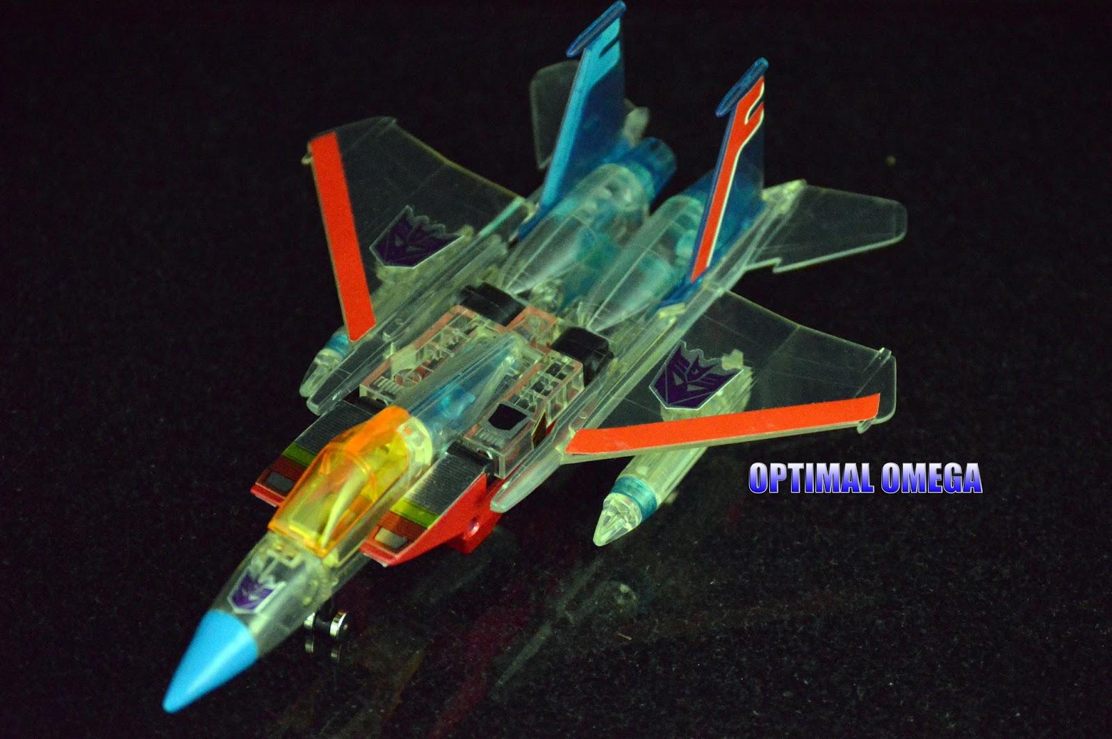 Optimal Omega U0026 39 S Transformers  Ehobby Ghost Starscream