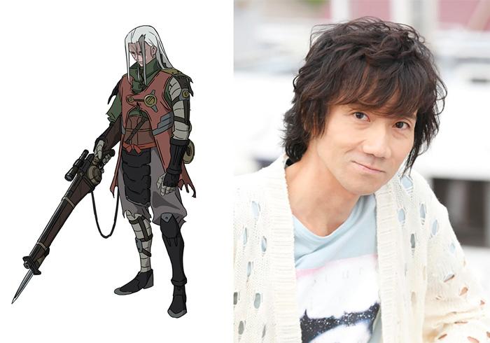 Koutetsujou no Kabaneri: Unato Kessen - Kageyuki