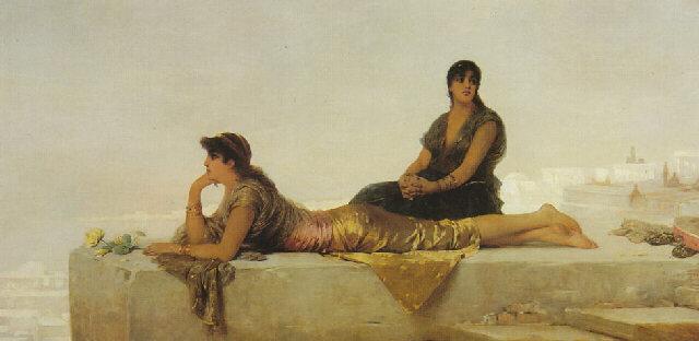 Pintura de Nathaniel Sichel