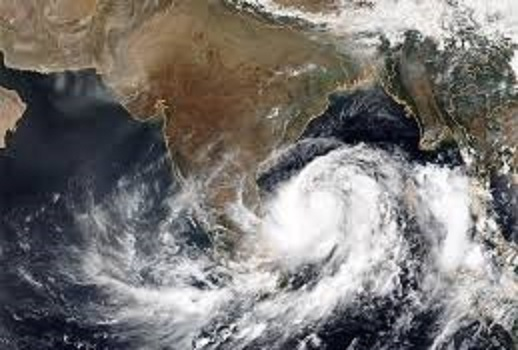 Cyclone Fani in Odisha