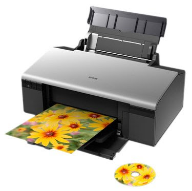 depression toll printing amongst Individual ink cartridges Epson Stylus Photo R285 Driver Downloads