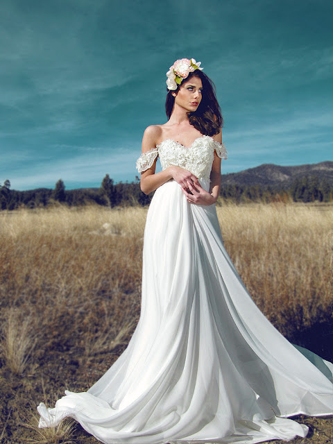 Design Your Own Wedding Dress - Be Glossy In and Out!