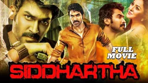 Siddarhta 2018 Hindi Dubbed 720p HDRip x264