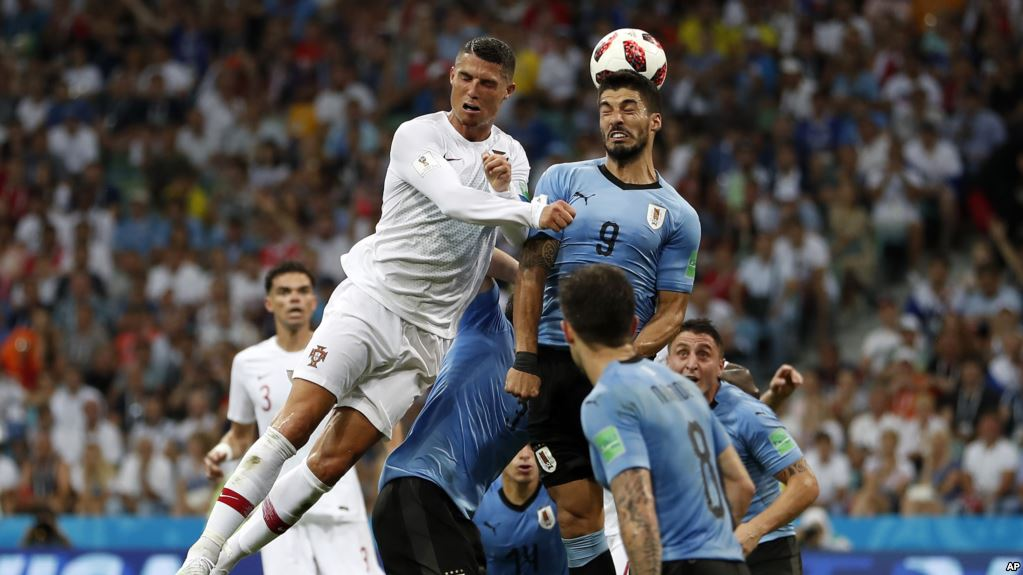 Ronaldo se despidió prematuramente de la copa / AP