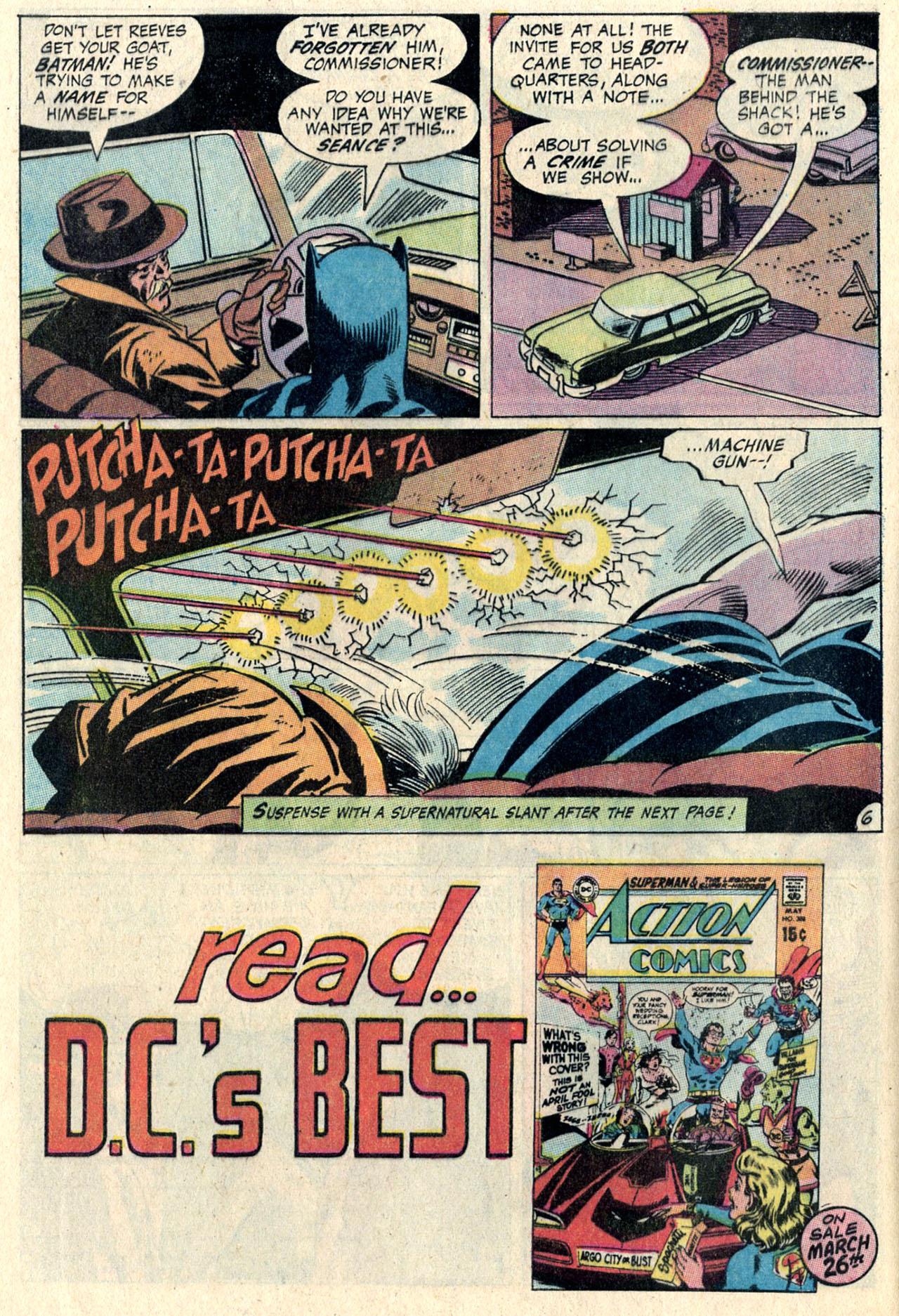 Detective Comics (1937) 399 Page 7