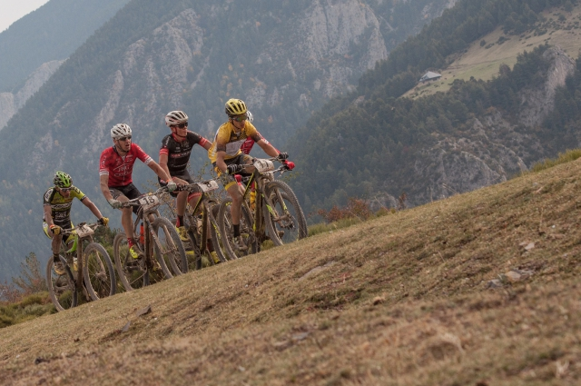 GAES Catalunya Bike Race shifted by XTR 2018