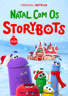 Natal Com Os StoryBots - HDRip Dual Áudio
