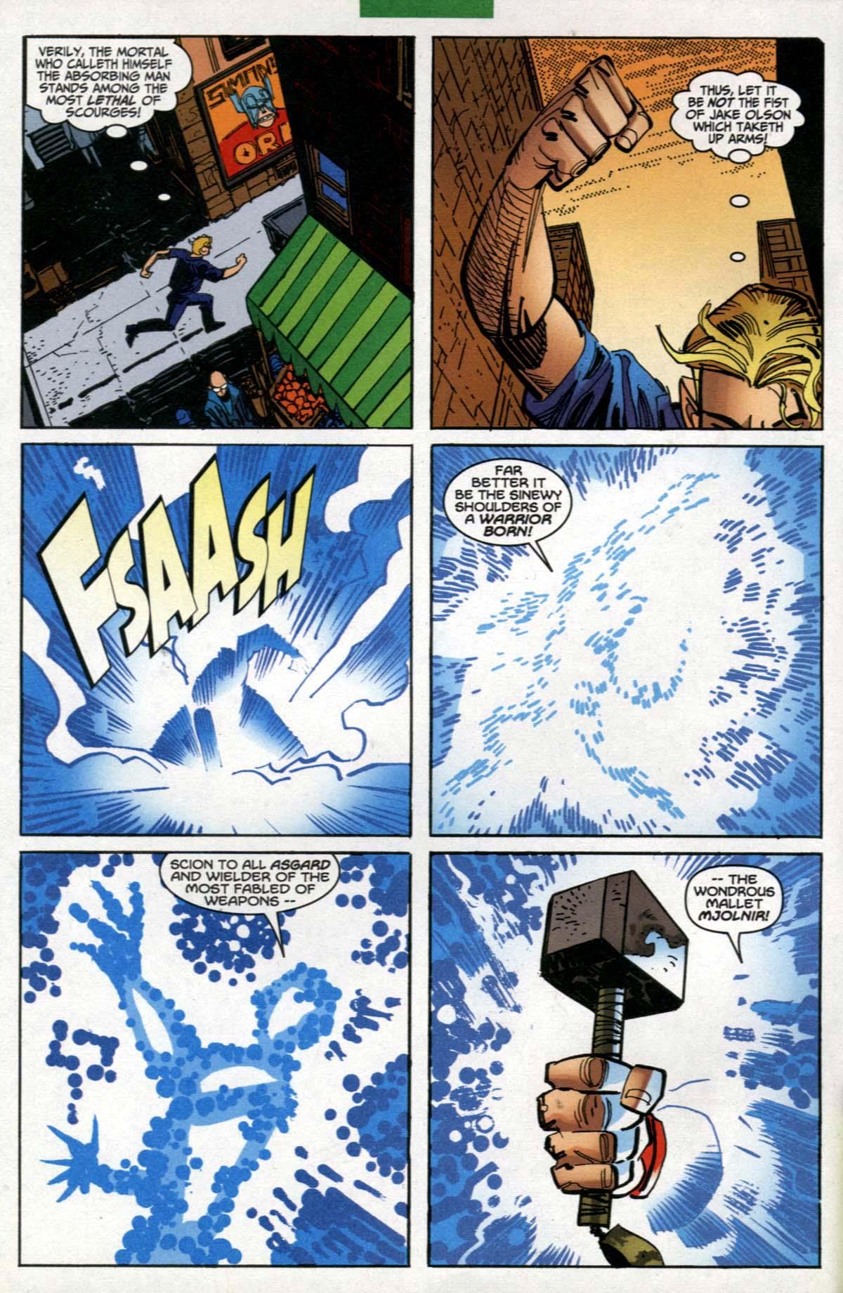 Thor (1998) Issue #27 #28 - English 6