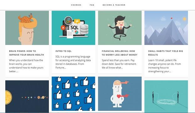 أشهر 10 مواقع ستغير استخدامك للانترنت لتعلم شيء جديد يفيدك