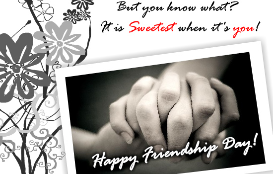Happy Friendship Day 7th August 2016 Quotes