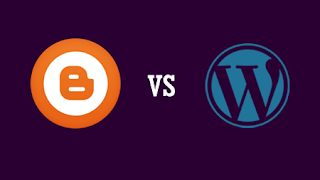 Perbedaan Blogspot dengan Worpdress
