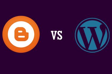 Perbedaan Blogspot dengan Worpdress Menurut saya
