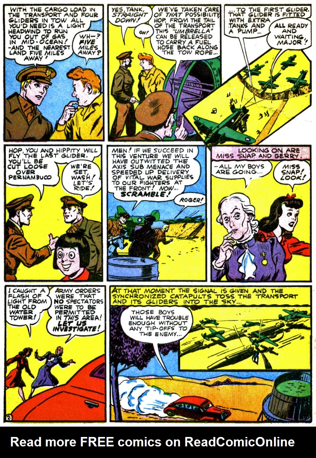 Read online All-American Comics (1939) comic -  Issue #52 - 49