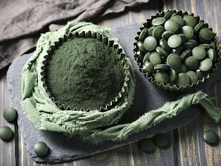 Les bienfaits des algues de spiruline,obtenir des protéines et perdre du poids
