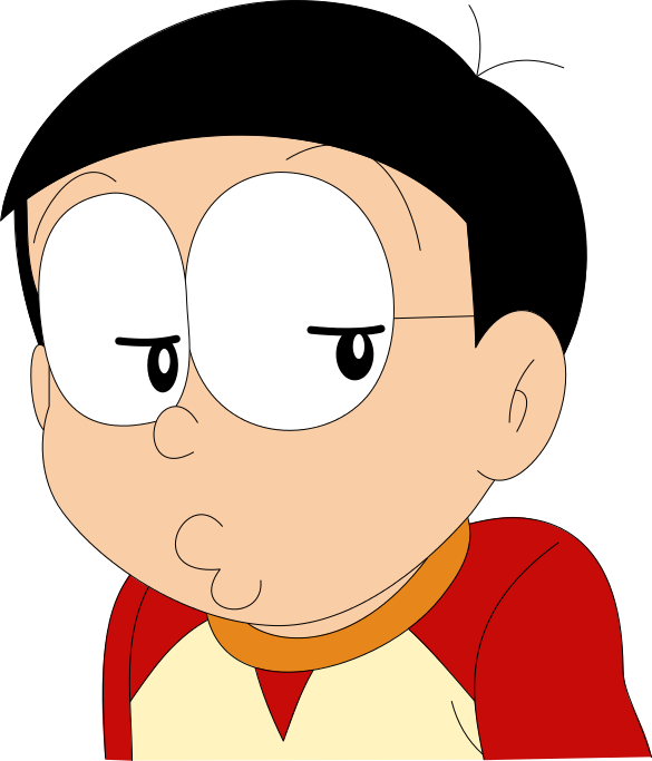 Wink Nobita i don't do this