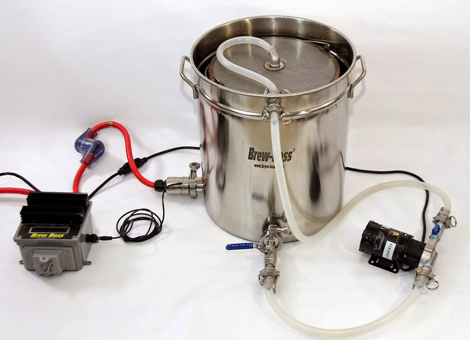 The Heat Source Will Be Utilized To Provide For Strike Water Maintaining Mash Temperature Out And Boil