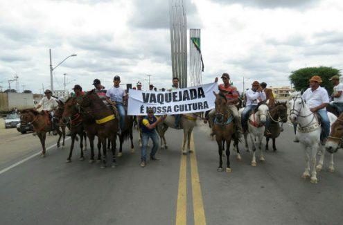 Presidente sanciona Lei que eleva Vaquejada à condição de patrimônio cultural