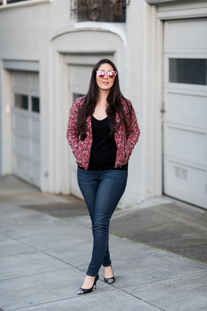 bay area blogger