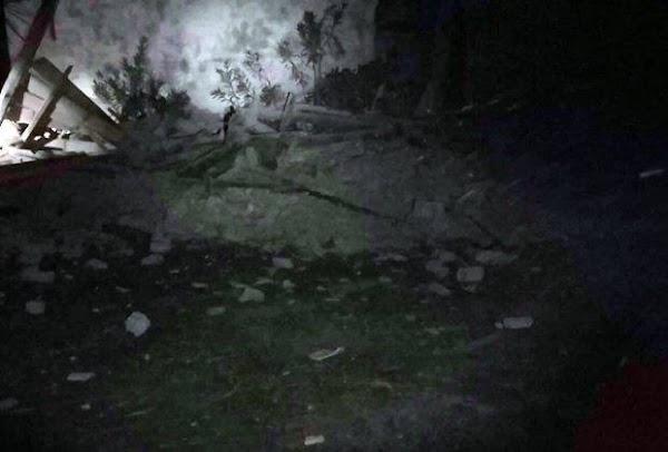 FOTOS: reportan daños por el terremoto en las costas de grecia.