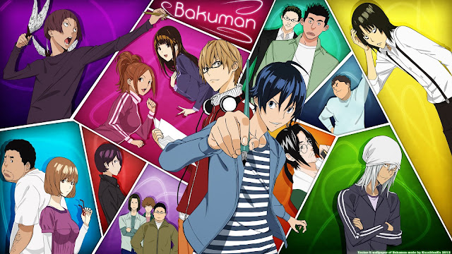 Download OST Opening Ending Anime Bakuman. Full Version