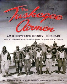 The Tuskegee Airmen book cover