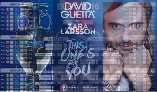 16  Video Klip & Lagu Euro 2016 Vs David Guetta Feat Zara Larsson