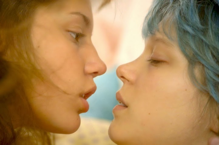 Surrender To The Void Blue Is The Warmest Color