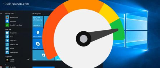 optimizar rendimiento Windows 10