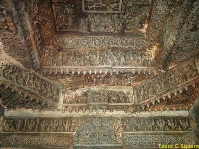 Central Ceiling Hoysala